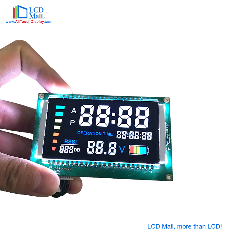 Small Size 0.91 Inch OLED  Display