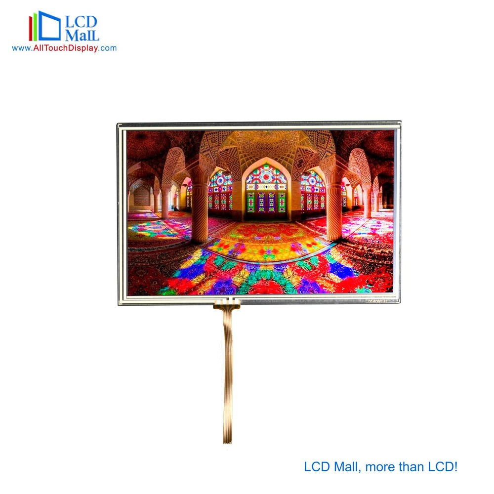 5.6 inch Resistive Touch Panel RTP