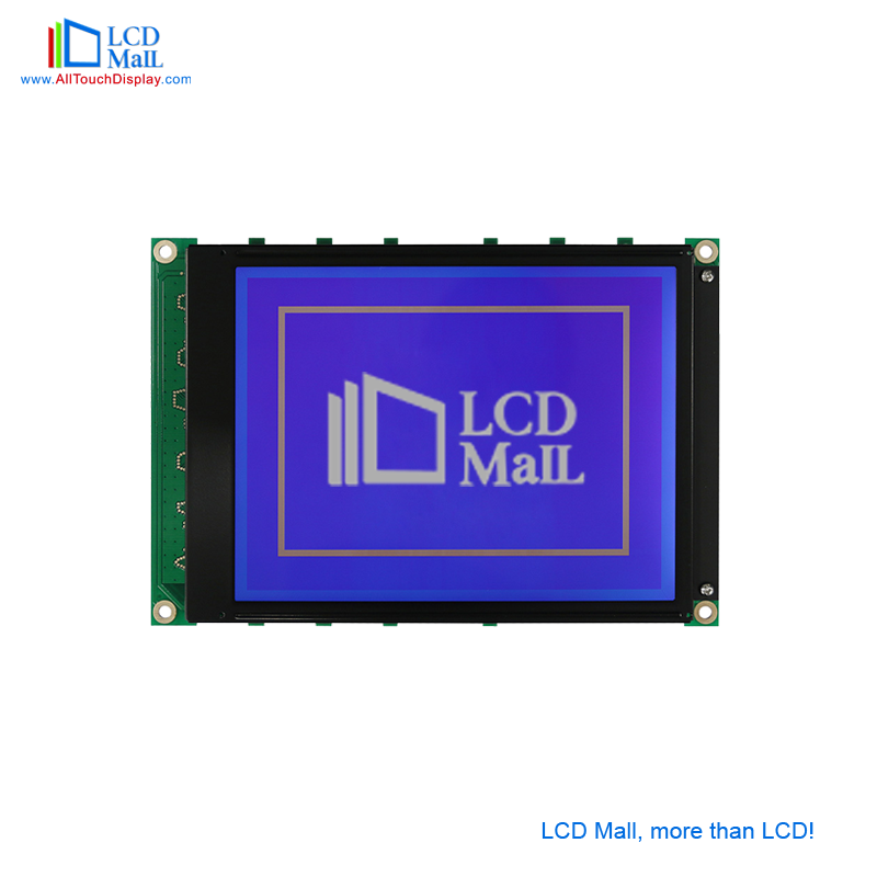 LCD Module 128*128 dots, STN / Gray Mode / Positive / Transflective