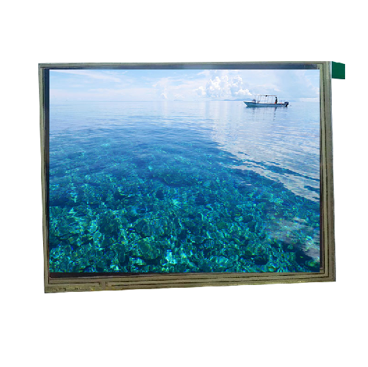 5.7 Inch TFT LCD Display with Touch Panel for Industrial Application