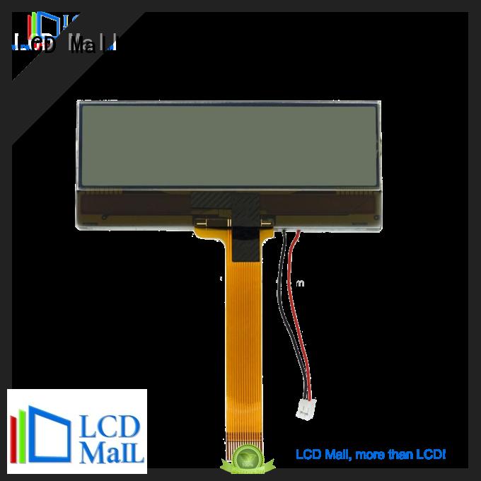 LCD Mall customer design COB LCM wide temperature range for sale