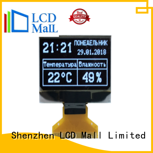 LCD Mall Top oled display Supply
