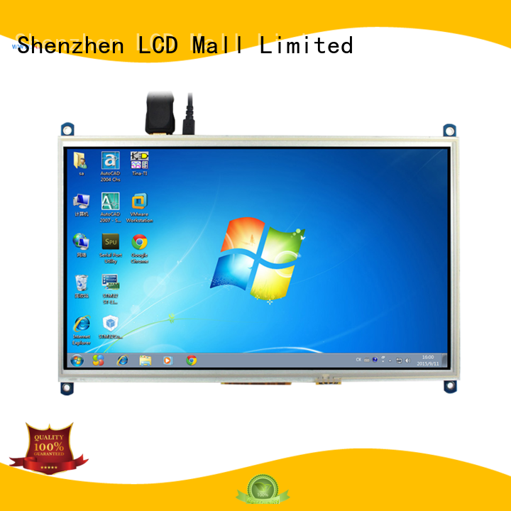 LCD Mall custom embedded screen durable for tv