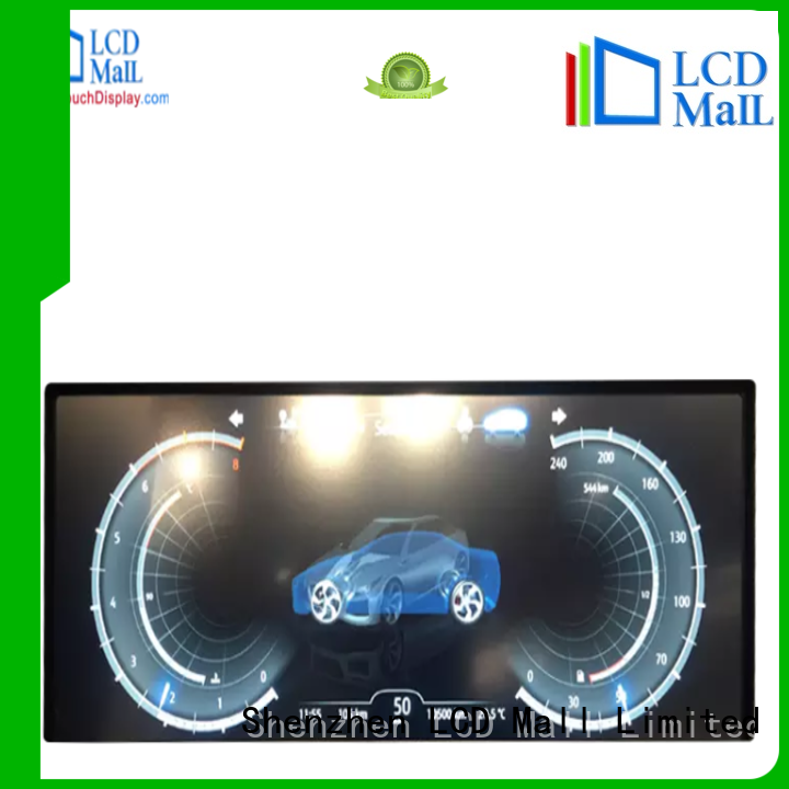 LCD Mall New embedded display for business