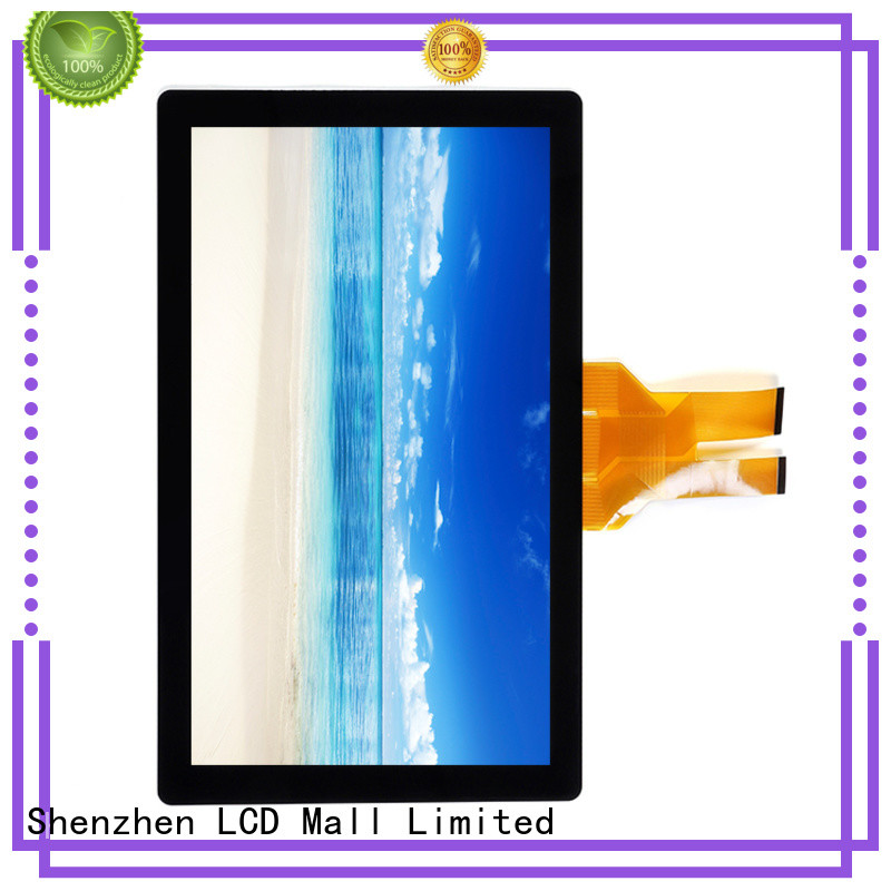 LCD Mall custom capacitive touchscreen ten points touch smartphones,
