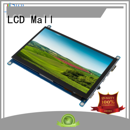 LCD Mall embedded display energy-saving for smart phone