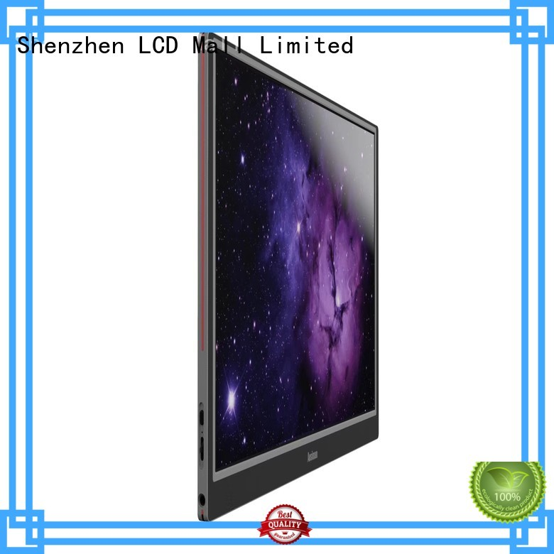 LCD Mall embedded screen for business