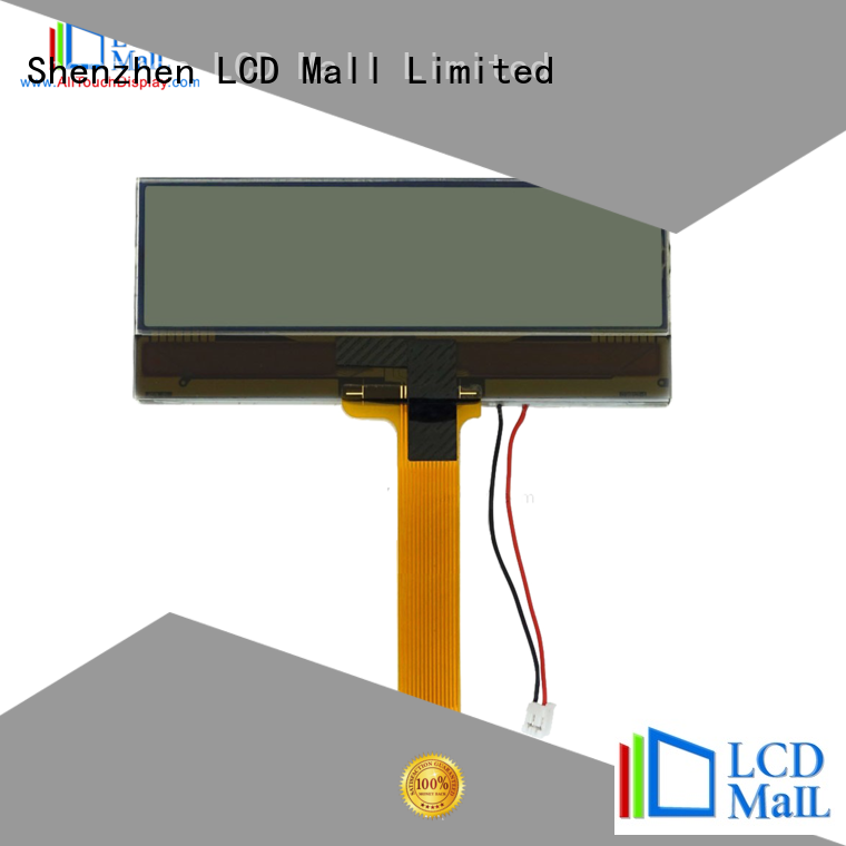 customer design character lcd multi-touch screens for wholesale