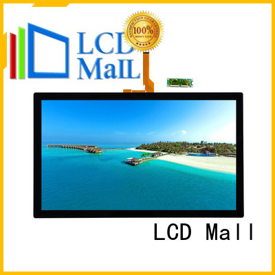 LCD Mall capacitive touchscreen with sensitive touch mobile devices