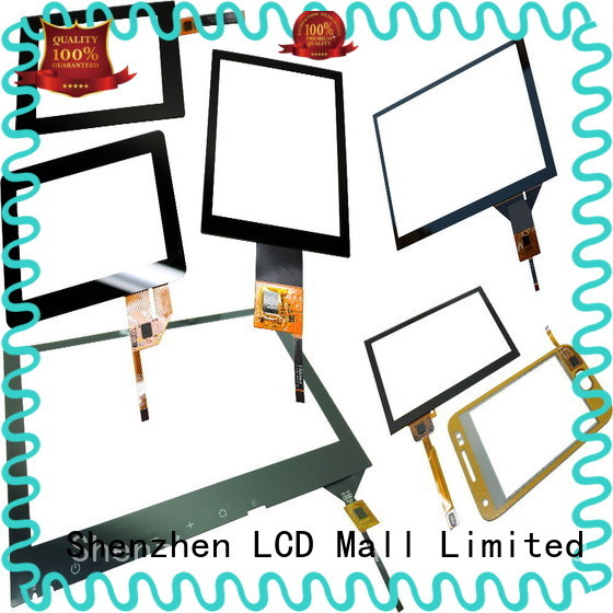 LCD Mall support multi-touch AR coating touch USB interface mobile devices
